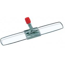 Support pliant métal connecteur plastique 80 cm