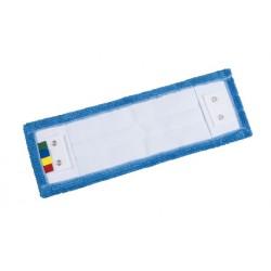 Bleue avec molleton 4 œillets 40 cm