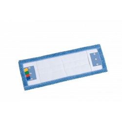 Bleue avec molleton 6 œillets 40 cm