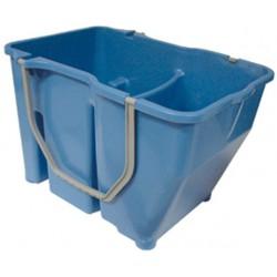 Seau 12 + 18 litres bleu