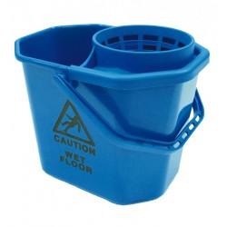 Seau pro 12 litres bleu