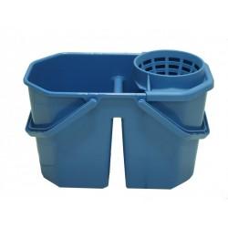 Seau pro 15 litres bleu