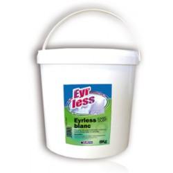 Eyrless blanc