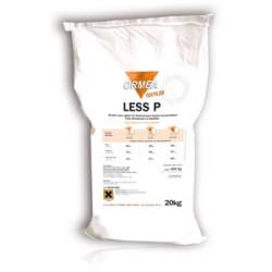 Less p